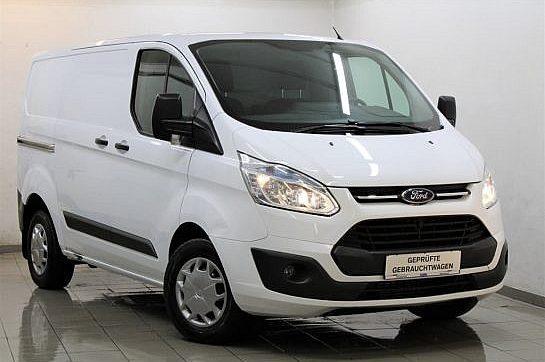 Ford Transit Custom Kasten 2,2 TDCi L1H1 270 Trend bei Autopartner Karl in